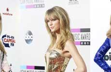 Las Mejores Piernas del Music Biz VH1: Taylor Swift?