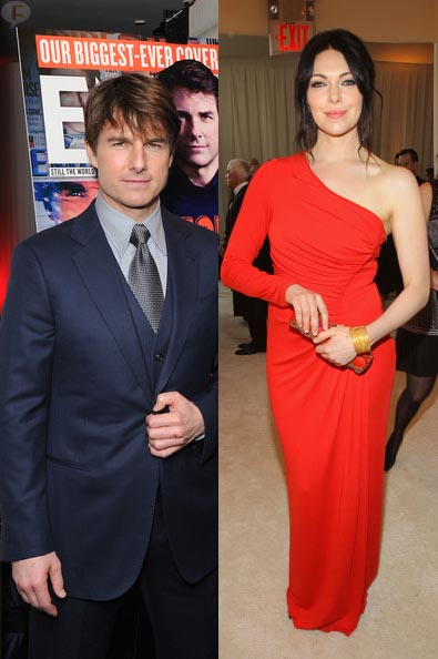 Tom Cruise niega relación con Laura Prepon