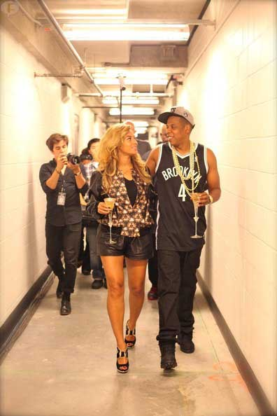 Beyonce & Jay Z rechazan invitación a la boda de KimYe