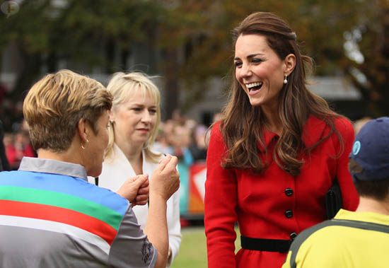 Kate Middleton embarazada por segunda vez? Nope!