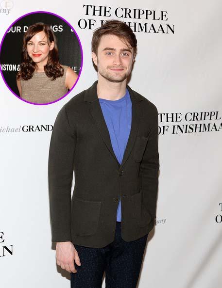 Daniel Radcliffe y Erin Darke son pareja!