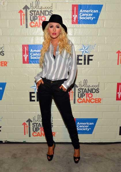 Christina Aguilera espera una niña - Baby Girl!!!