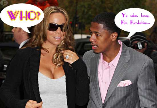 Maraya no sabe quien es Kim Kardashian? - LMAO!