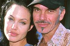Angelina Jolie y Billy Bob Thornton en contacto?