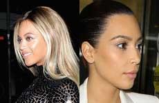 Beyonce no quiere nada con Kim Kardashian – LOL!