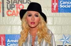 Christina Aguilera espera una niña – Baby Girl!!!