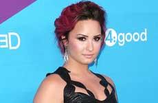 Demi Lovato FUERTE ante fotos intimas filtradas
