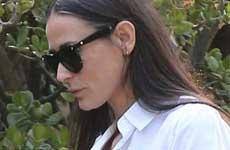 OF COURSE! Demi Moore evitará la boda de Mila & Ashton