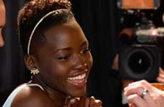 Lupita Nyong'o Imagen de Lancome