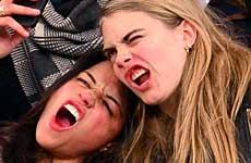 Michelle Rodriguez y Cara Delevigne terminaron?