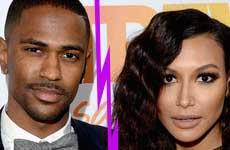 Naya Rivera y Big Sean terminan su compromiso