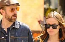 Olivia Wilde & Jason Sudeikis ya son padres!