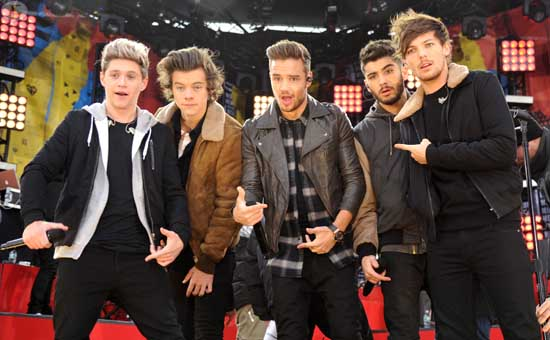 Suri Cruise quiere conocer a los One Direction!