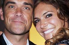 Robbie Williams será padre por segunda vez!