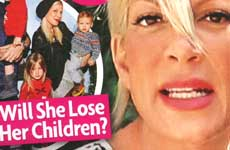 Tori Spelling La Peor Madre de Hollywood? - [Star]