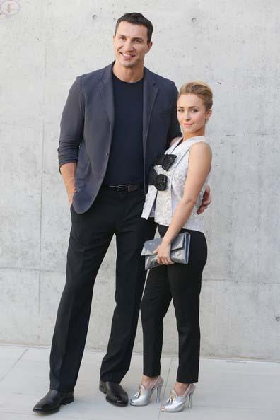 Hayden Panettiere embarazada!!