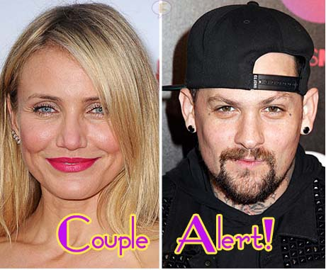 Cameron Diaz y Benji Madden son pareja?