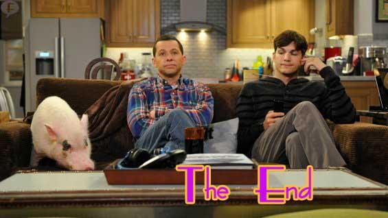 Two and a Half Men termina en su temporada 12