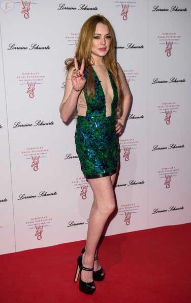 Lindsay Lohan jura por Dios que sufrió un aborto