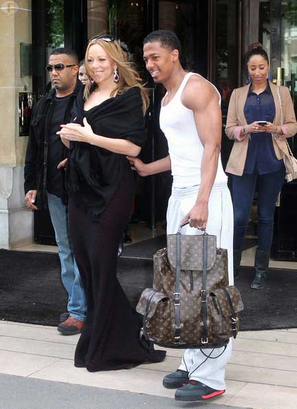 Mariah Carey lista para divorciarse de Nick Cannon?