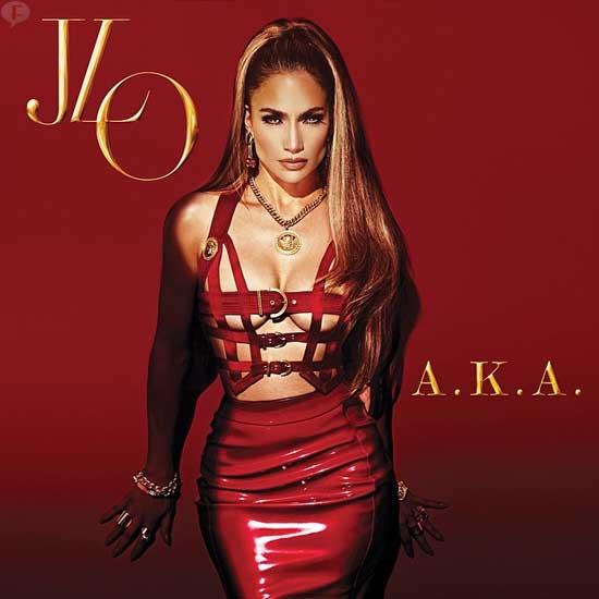 Portada del nuevo disco de Jennifer Lopez- A.K.A