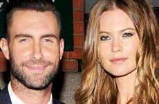 Adam Levine y Behati Prinsloo se casarán en México?