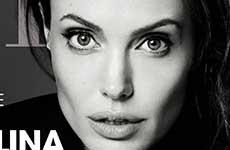 Angelina Jolie habla – Elle magazine
