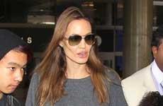 Angelina Jolie no se siente culpable por trabajar