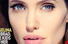 Angelina Jolie: planes de boda, su salud y su vida [People]