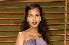 Scandal, Kerry Washington tuvo a su hija en secreto!