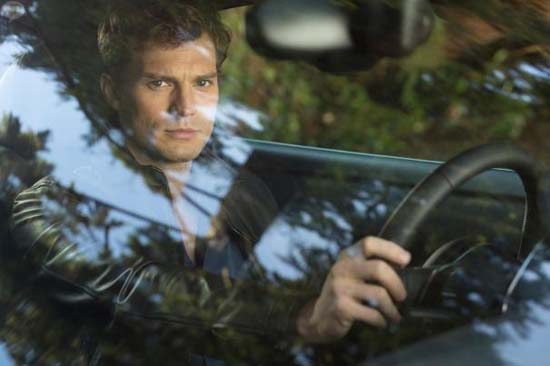 Jamie Dornan como Christian Grey - Fifty Shades of Grey [Pic]