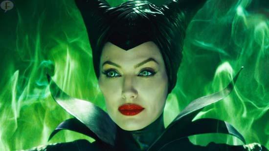 Maléfica es la Mejor Pelicula de Acción de Angelina Jolie