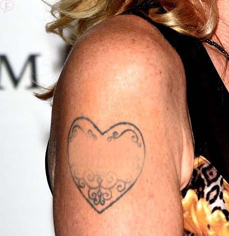 Melanie Griffith se borró el tatuaje de Antonio