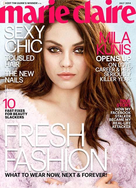 Mila Kunis ama estar embarazada - Ashton y el dia del parto