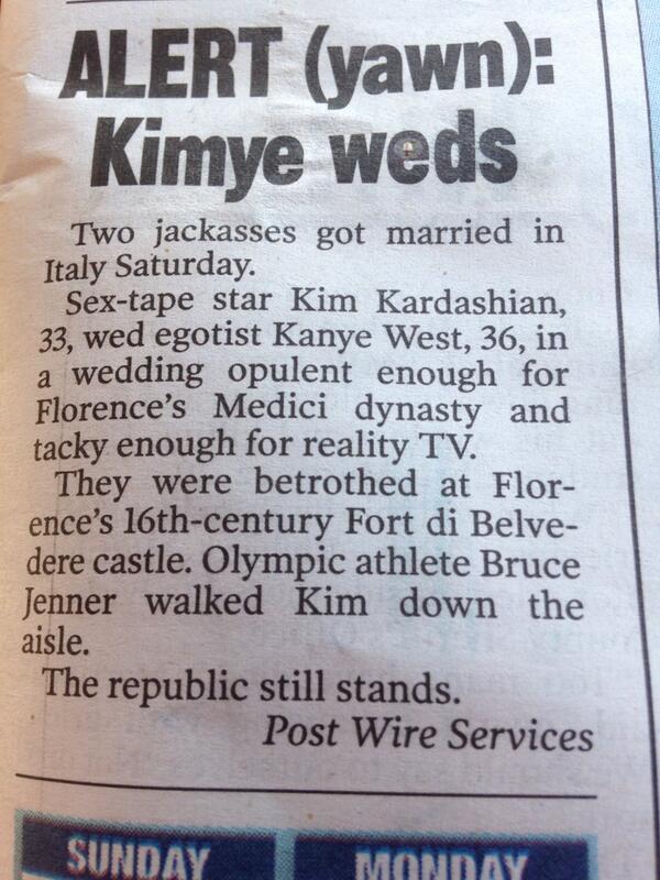 Kim Kardashian toma el apellido West