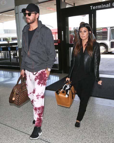 Kourtney Kardashian embarazada por tercera vez!!!