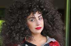 El Nuevo Look de Lady Gaga – Peluda de los 80s