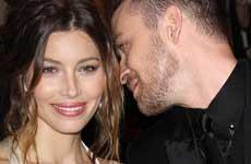 Jessica Biel dice a Justin Timberlake: No babies!