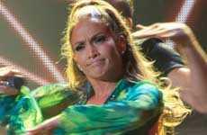 Jennifer Lopez no se presentará en la Copa del Mundo