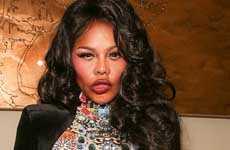 Lil' Kim tuvo a su bebé: Royal Reign