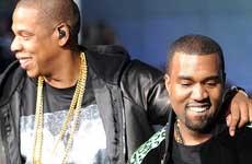 BOY DRAMA!!!! Kanye West omite a Jay Z en sus canciones