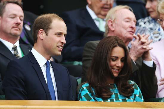 Kate Middleton embarazada otra vez? Confirma una amiga!