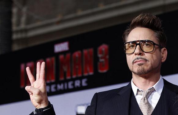 Robert Downey Jr. el actor mejor pagado 2014 - Forbes