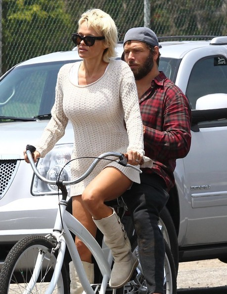 Pamela Anderson y Rick Salomon se reconciliaron?