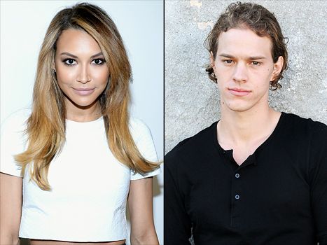 Naya Rivera se casó con Ryan Dorsey! WHAT?