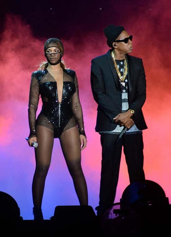 Beyonce, Jay Z planean cuidadosamente su separación luego del Tour