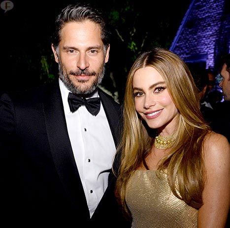 HOT COUPLE ALERT!!! Sofia Vergara y Joe Manganiello saliendo!