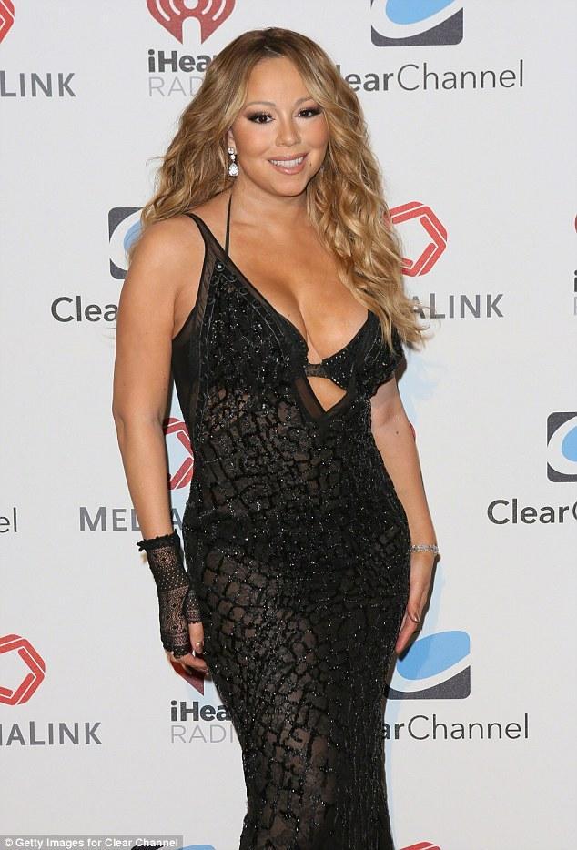 Mariah Carey REAL - SIN PHOTOSHOP!