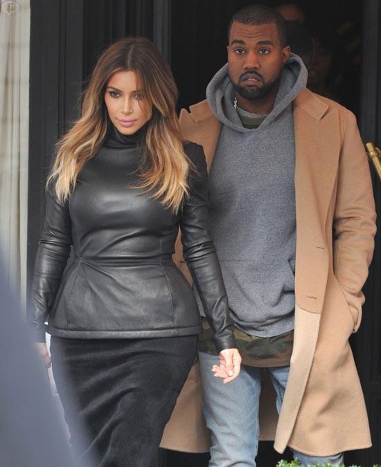 Kim Kardashian y Kanye West ya viven separados!