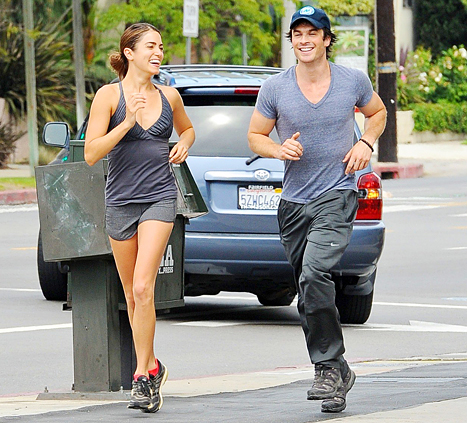 Ian Somerhalder saliendo con Nikki Reed